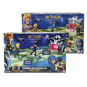 Sendokai campo de batalla crosen Desafio Champions Simba 9412037