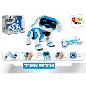 Teksta tu perro robot interactivo IMC 9936