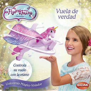 Unicornio magico volador Bizak 5805