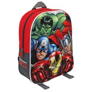 Avengers 3D Eva mochila 25x31x11cm Cerdá 2100000521