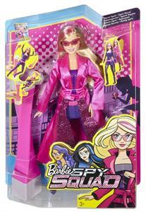 Barbie muñeca super espia Mattel DHF17