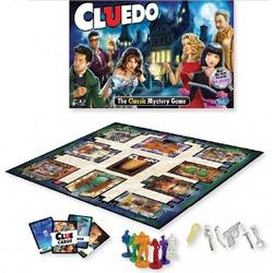 Cluedo el gran juego de detectives con 1 nuevo personaje Dra. Orquidea Hasbro 38712
