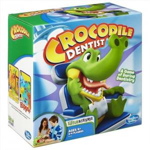 Cocodrilo No Dentista Hasbro 408B