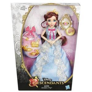 Descendants Disney muñeca Jane Auradon dia de la coronación Hasbro B3125