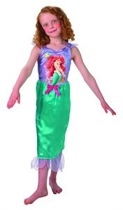 Disfraz infantil Ariel Storytime classic talla M 5-6 años Rubies 888787M (DISPONIBLE SOLO EN TIENDA)