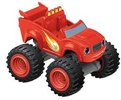 Fisher Price Blaze Monster Machines metalico Blaze Mattel CGF21