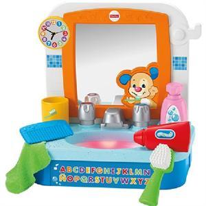 Fisher Price buenos dias con perrito aprendizaje Mattel 20DRH