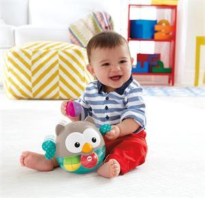 Fisher Price Buho Pelotitas actividades Mattel CDN46