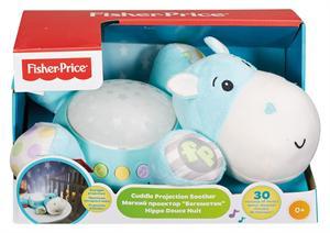 Fisher Price proyector hipopotamo dulces sueños Mattel CGN 86