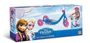 Frozen patinete 3 ruedas Mondo 28222