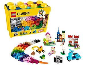Lego Classic ladrillos creativos 10698