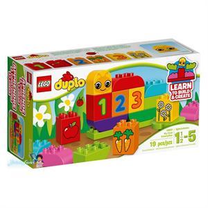 Lego Duplo Mi primera oruga 10831