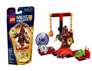 Lego Nexo Knights Maestro de las bestias 70334