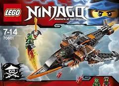 Lego Ninjago Tiburón aèreo 70601