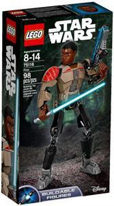 Lego Star Wars figura Finn 75116