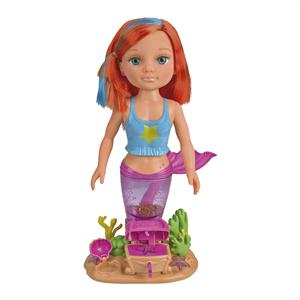 Nancy Funtastic muñeca sirena Famosa 712726