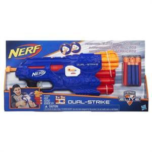 Nerf N-Strike Elite Dual-Strike Hasbro B4620