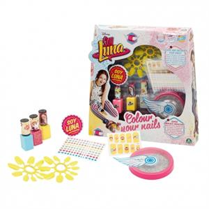 Soy Luna estudio de uñas Giochi Preziosi 13001 YLU