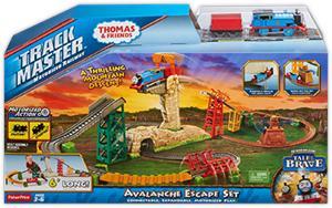 Thomas & Friends circuito gran avalancha Mattel 13BDP
