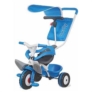 Triciclo Baby Balade azul 66,5x50x50cm Smoby 444208