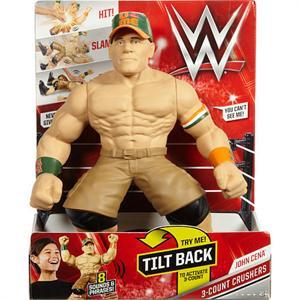 WWE Jhon Cena luchador de combate con 8 sonidos  Mattel DNV28