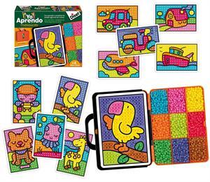Yo Aprendo Mosaicos Diset 63758 (63718)