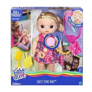 Baby Alive Mimos y Cuidados Hasbro 957C