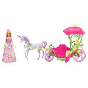 Barbie Carroza Reino de Chuches Mattel 31DYX