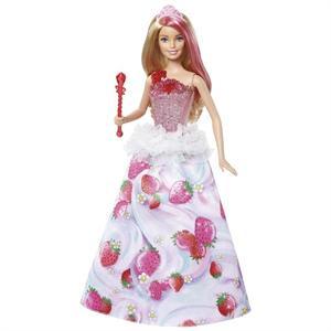 Barbie Princesa Destellos Dulces Mattel 28DYX