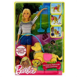 Barbie y su Perrito Popo Mattel 68DWJ