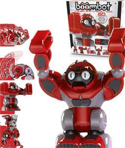 Boombot El Robot Humanoide Interactivo Giochi Preziosi 10BAM