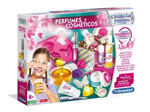 Ciencia y Juego Laboratorio Perfumes y Cosméticos Clementoni 55190
