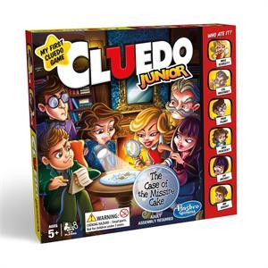 Cluedo Junior Hasbro 1293