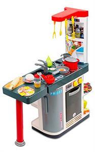 Cocina realidad aumentada 5 menus y 20 juegos Palau Toys 1619