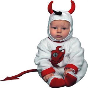Disfraz Diablillo Talla 7 a 12 meses (Solo Venta en Tienda) Egler 0007