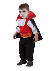 Disfraz Dracula Bebe Talla-12 meses Fycar 1177 (SOLO VENTA EN TIENDA)