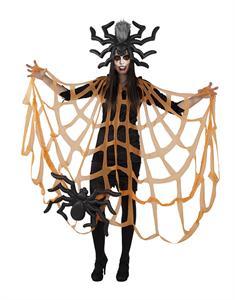 Disfraz Reina de las arañas Adulto Talla-38 Fycar 0911 (VENTA SOLO EN TIENDA)
