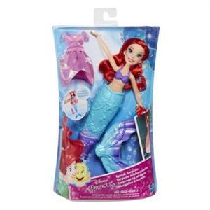 Disney Princess muñeca Ariel Transformación Mágica Hasbro 9145B