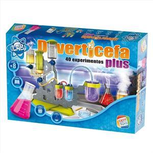 Diverticefa Plus 40 Experimentos Cefa 21829