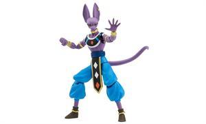 Dragon Ball figura de luxe Beerus Bandai 35855-1