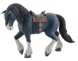Figura Pvc Caballo Angus Brave Bullyland 12828