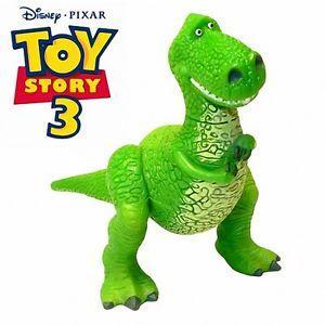 Figura Pvc Rex Toy Story Bullyland 12764