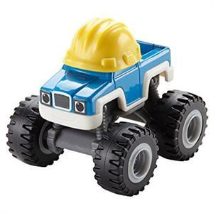Fisher Price Blaze Monster Machines Camión albañil Mattel DPL38
