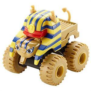 Fisher Price Blaze Monster Machines  Camión esfinge Mattel DPL40