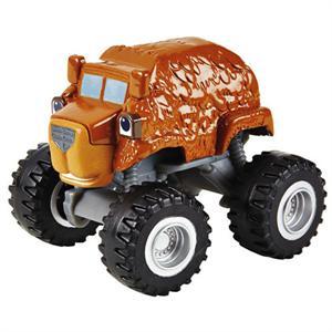Fisher Price Blaze Monster Machines Camión oso gris Mattel DGK42