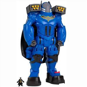 Fisher Price Imaginext Mega Robot 80cm con sonidos y juegos Mattel 37FGF