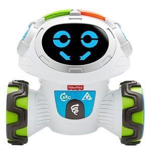 Fisher Price Movi Superrobot Mattel 4FPD