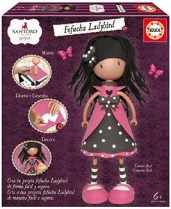 Fofucha Gorjuss Ladybird Educa 16792