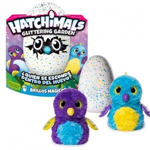 Hatchimals Draggle Brillo Mágico Bizak 61921921