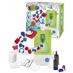 Ido 3D Print Shop Crea tus figuras con su formula 4D Giochi Preziosi 11000DD